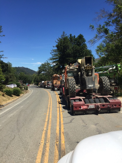Caltrans Convoy Photo 061517